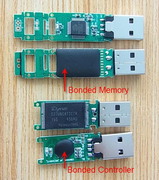 USB COB design