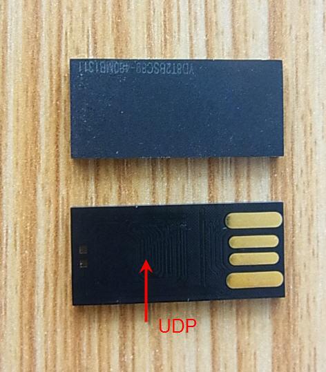 USB UDP ontwerp
