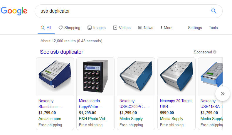 Buy, USB Duplicator