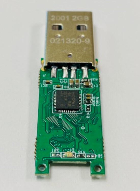 USB-Flash-Laufwerk mit USB controller