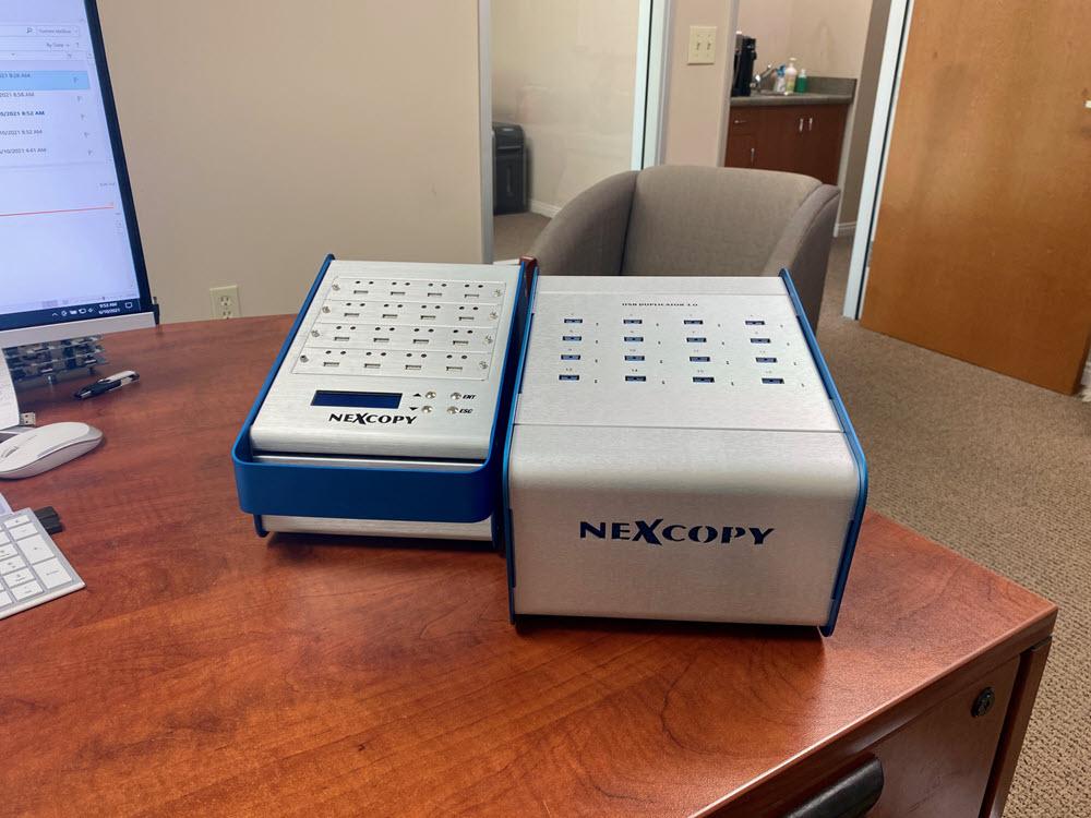 USB Duplicator Nexcopy